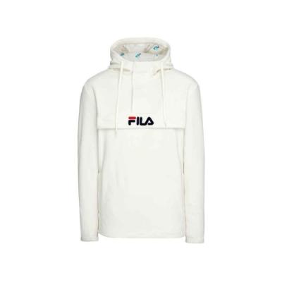 FILA 針織滑雪衫-白 1JKU-5102-IV