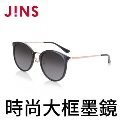 JINS 時尚大框墨鏡(AURF20S125)