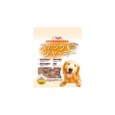 SEEDS聖萊西-寵物機能管理食品黃金系列-雞胗 140g (GS-150)