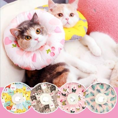 【VENCEDOR】寵物用伊莉莎白軟式防舔圈