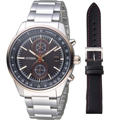 CITIZEN BRAVE BLOSSOMS 計時光動能限量錶(CA7034-61E)