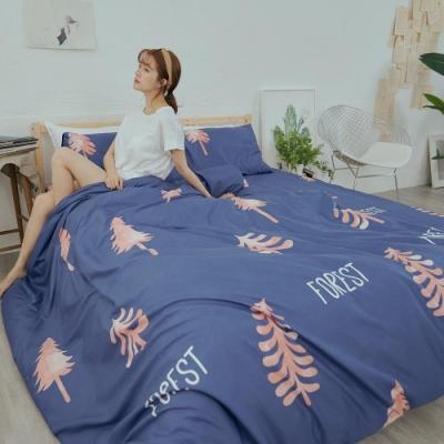 BUHO 乾爽專利機能雙人加大三件式床包枕套組(微景森所)
