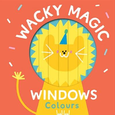 Wacky Magic Windows:Colours 百葉窗操作書:顏色篇