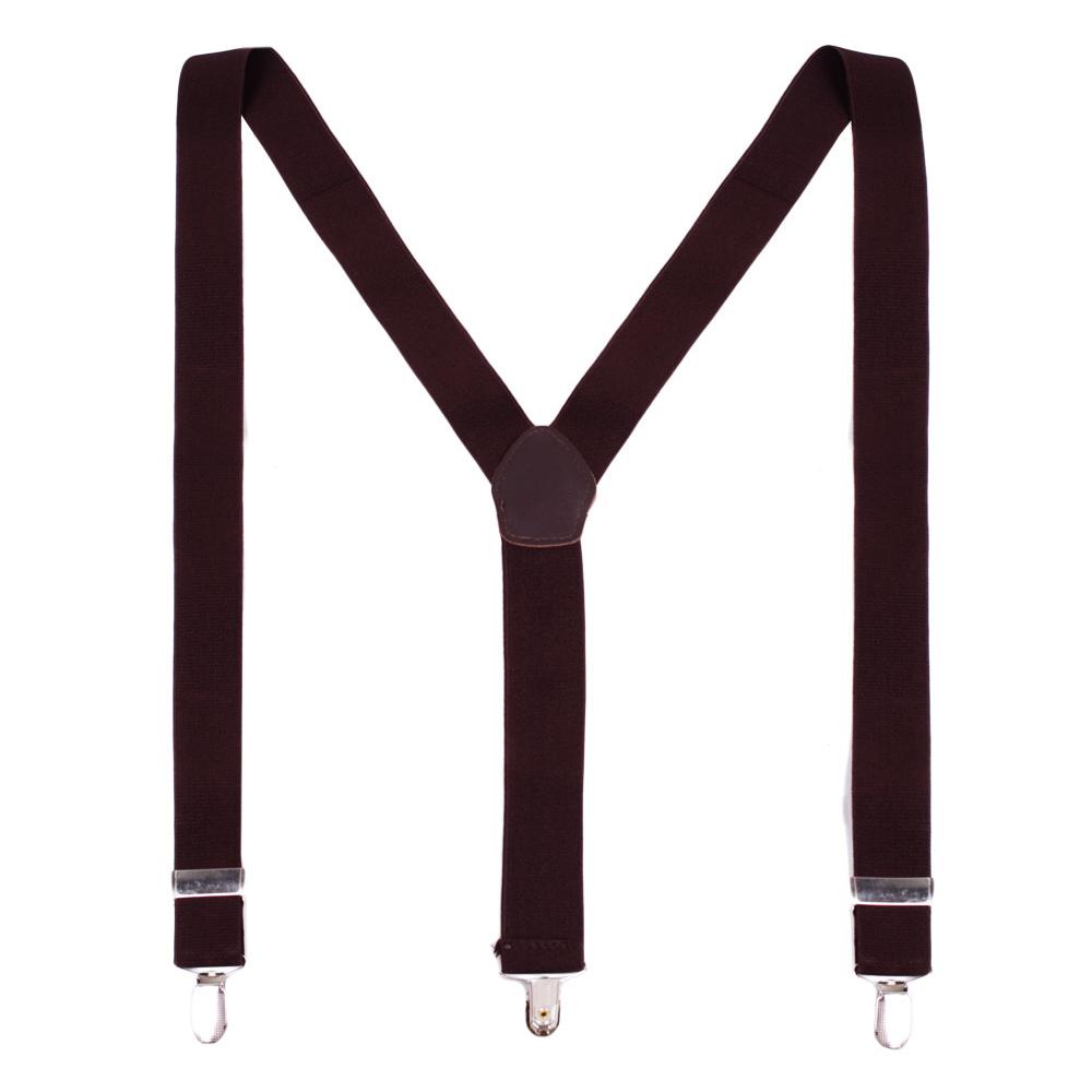 拉福   吊帶三夾3.5cm紳士吊帶附紙盒(多色)
