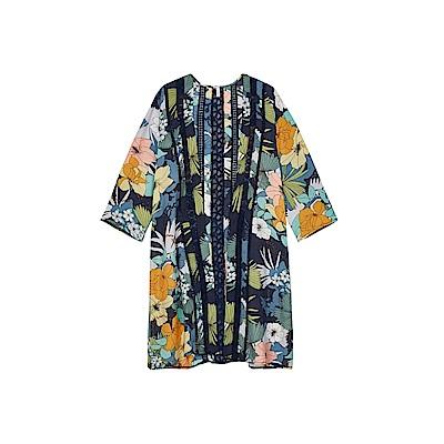 WAVE SHINE-花葉細緻蕾絲款罩衫-女【TWS141】