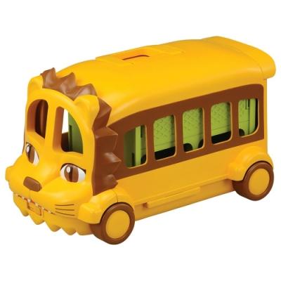 任選TOMICA ANIA 3WAY!獅子巴士帶著走 AN13958 多美動物園