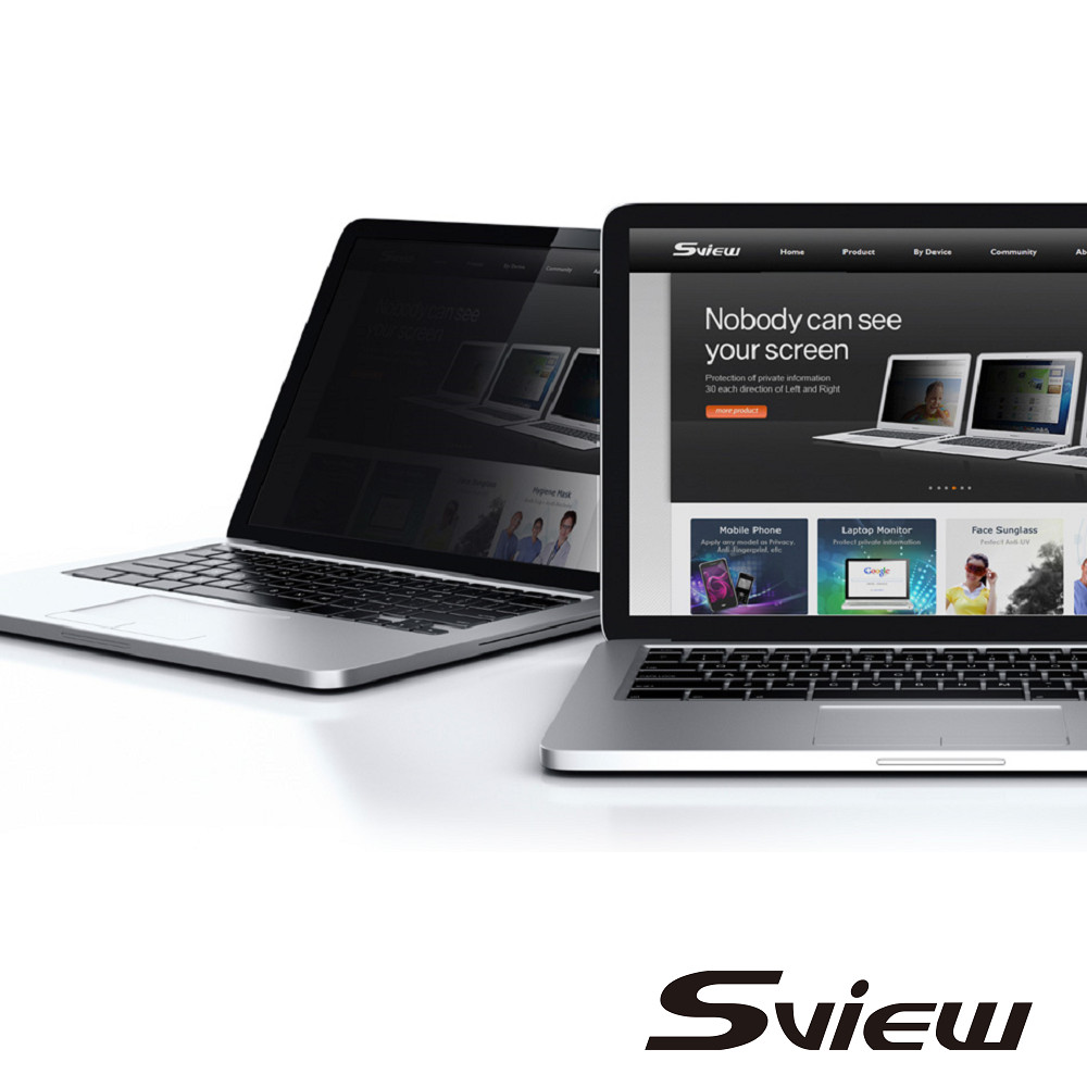 "Sview 14.1""W 筆電防窺片, (16:9, 309.8mm x 174.5mm)"