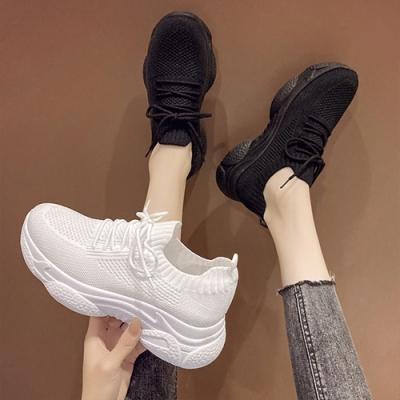 韓國KW美鞋館-浪漫情人密語老爹鞋(輕量 運動鞋 休閒鞋)(共2色)