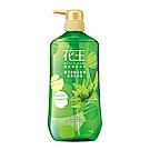 花王KAO 植萃弱酸洗髮精保濕去屑型-溫和蘆薈750ml
