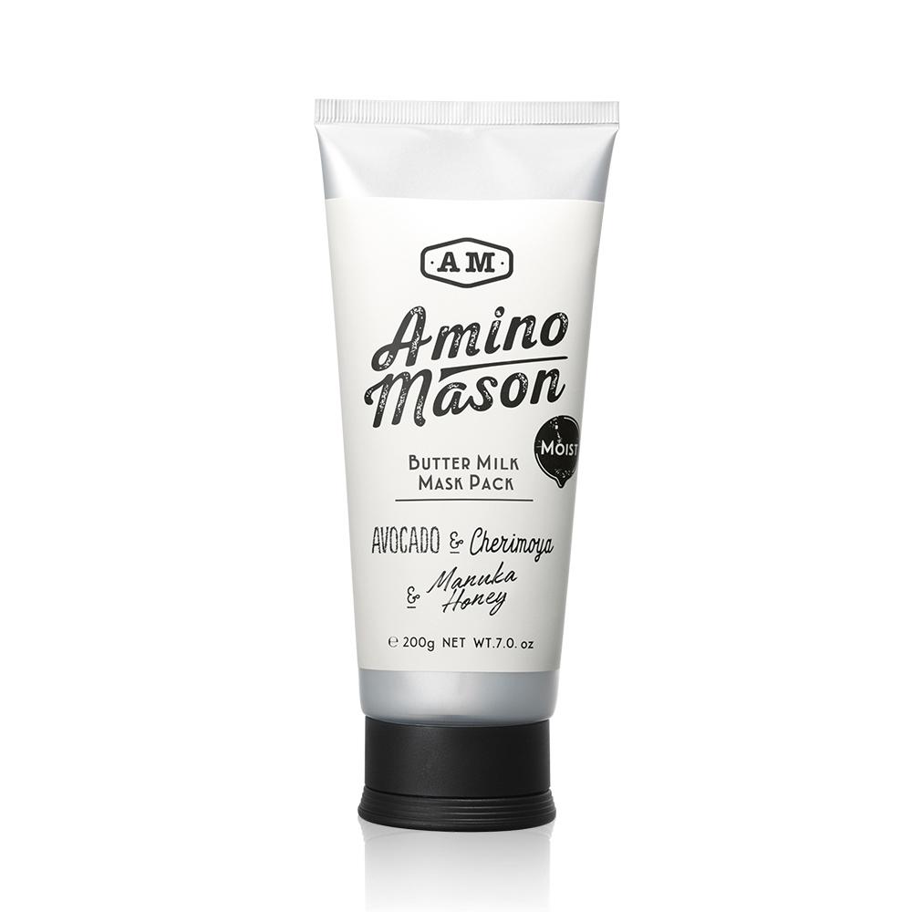 Amino Mason胺基酸植物保濕護髮膜200g