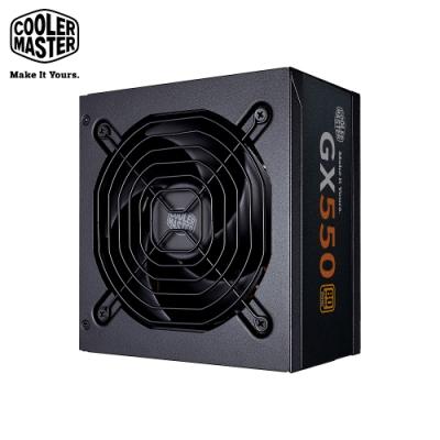Cooler Master GX Bronze 550 80Plus銅牌 550W 電源供應器