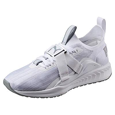 PUMA-IGNITEevoKNITLo2男慢跑鞋-白色