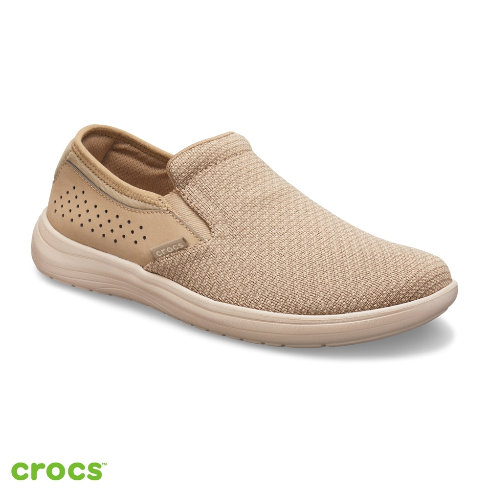Crocs 卡駱馳 (男鞋) Reviva男士便鞋 205807-2U6