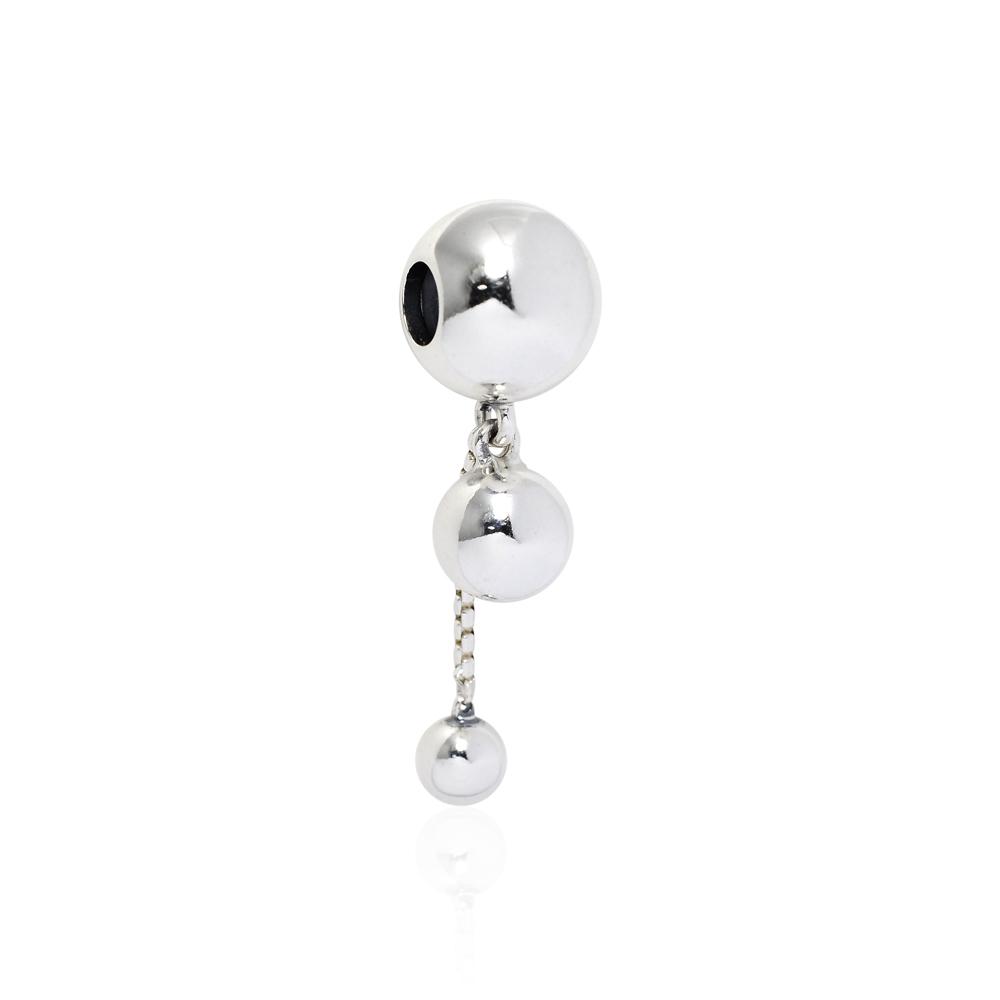 Pandora 潘朵拉 魅力串珠 垂墜純銀墜飾