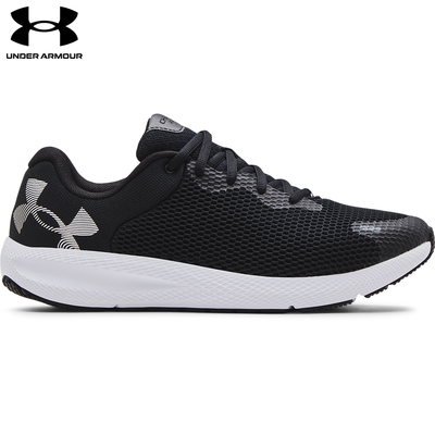 【UNDER ARMOUR】UUA 男 Charged Pursuit 2 BL慢跑鞋 (3024138-001)
