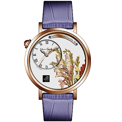 梵谷Van Gogh Swiss Watch梵谷演繹名畫女錶(S-RLV-02)