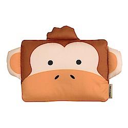 Milo&Gabby 動物好朋友-嬰兒枕頭套(MICHAEL猴子)