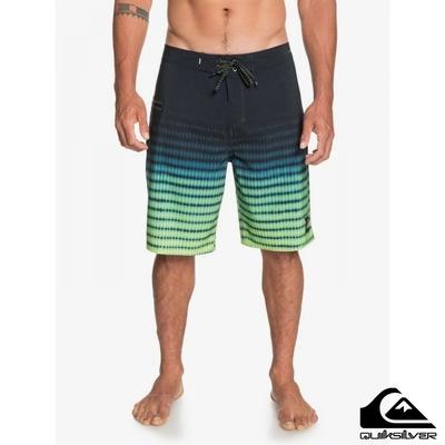 【QUIKSILVER】HIGHLINE UPSURGE 21 衝浪褲 藍綠色