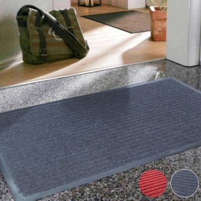 范登伯格 - 條紋型刮泥吸水墊-(兩色可選)-90x120cm