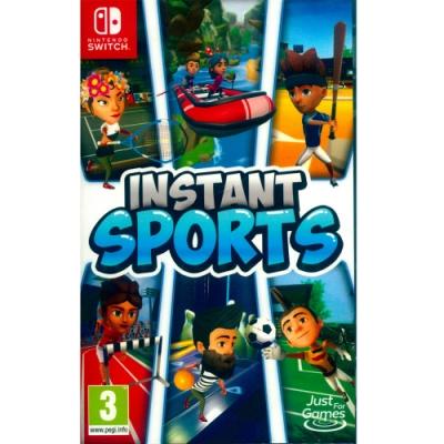 即時運動 Instant Sports - NS Switch 中英文歐版