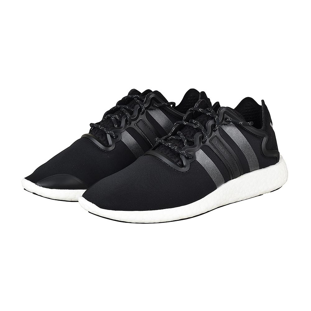 adidas Y-3 YOHJI RUN BOOTS慢跑鞋(黑
