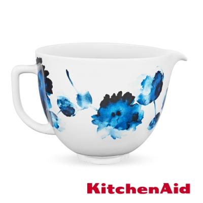 KitchenAid 5Q陶瓷攪拌盆: 青花水墨