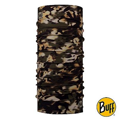 《BUFF》Plus經典頭巾-森林迷彩 BF117914-824