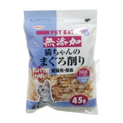 PET EAT元氣王 鮪魚薄片 45g