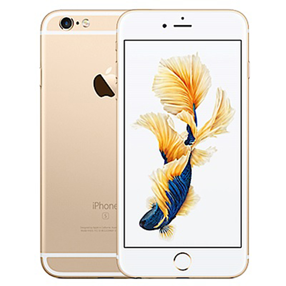 Apple iPhone 6s Plus 128G 5.5吋智慧型手機-金色