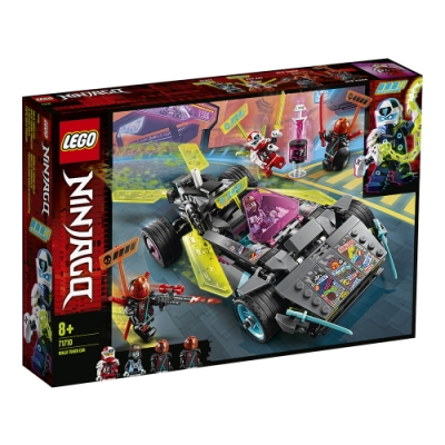 樂高LEGO 旋風忍者系列 - LT71710 忍者改裝車