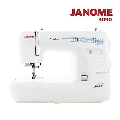 日本車樂美JANOME 3090機械式縫紉機