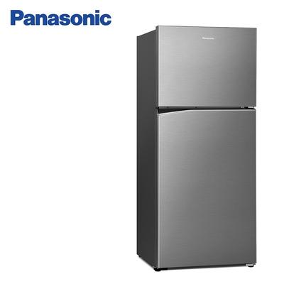 Panasonic 國際牌422公升一級能效雙門變頻冰箱 NR-B421TV-S晶漾銀
