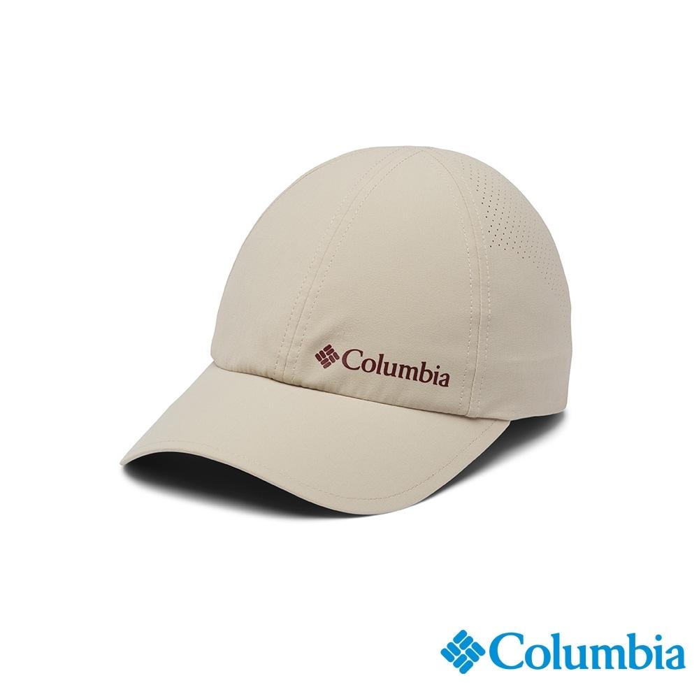 Columbia 哥倫比亞 中性 - UPF50 防潑快排棒球帽-卡其 UCU01290KI
