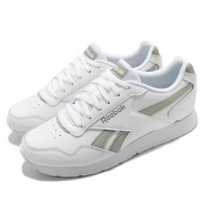 Reebok 休閒鞋 Royal Glide 運動 女鞋 海外限定 基本款 簡約 舒適 穿搭 白 綠 FW0628