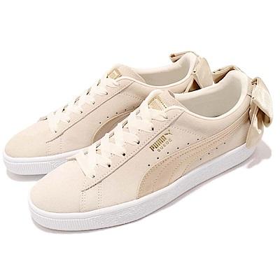 Puma 休閒鞋 Suede Bow Varsity 女鞋
