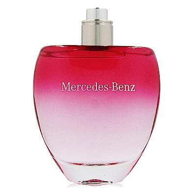 *Mercedes Benz Rose 賓士玫瑰情懷女香90ml tester