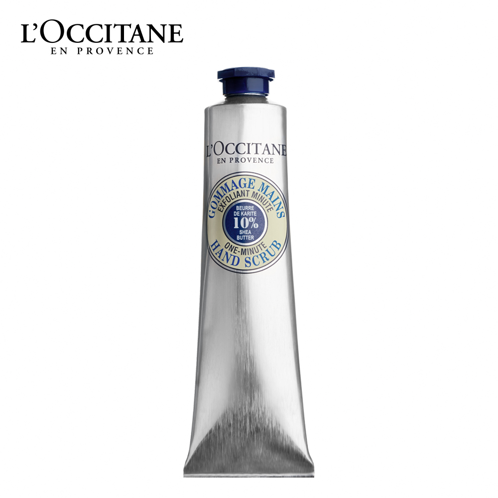 L'OCCITANE 乳油木去角質美手霜75ml