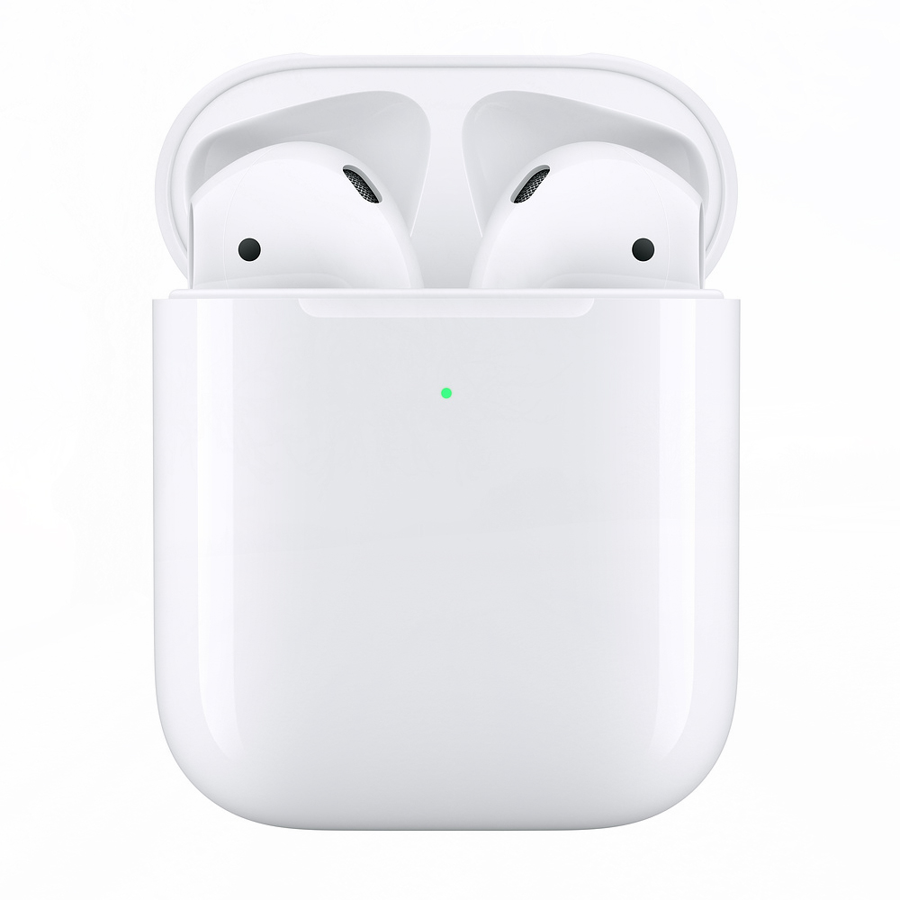 Apple AirPods 第二代藍芽耳機(搭配無線充電盒)