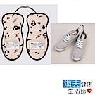 海夫x金勉 環保 吸濕 除臭 鞋墊 (2包裝)