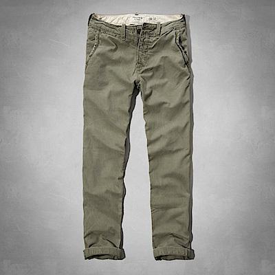 AF a&f Abercrombie & Fitch 長褲 綠色 1047