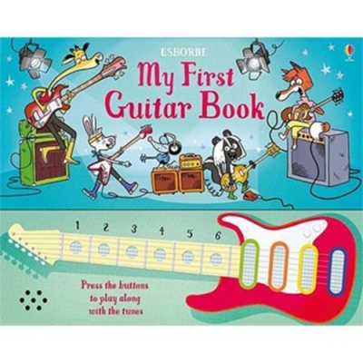 My First Guitar Book 我的第一本吉他書