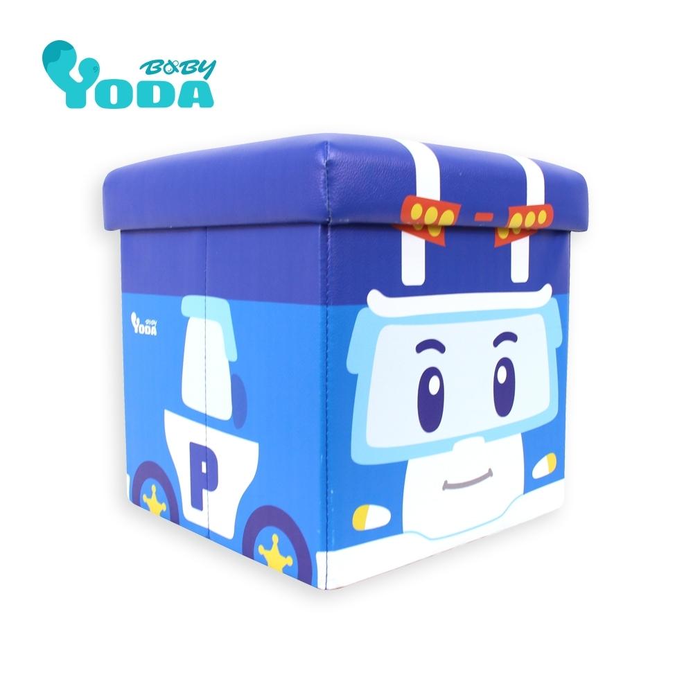 YODA 救援小英雄波力收納椅-萌版(POLI)