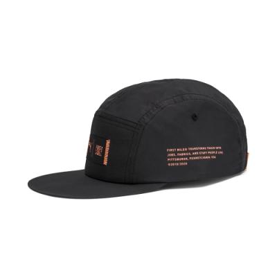 PUMA-男女PUMA x FIRST MILE棒球帽-黑色