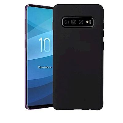 My Colors液態膠系列Samsung S10+ (6.4吋)液態矽膠保護殼