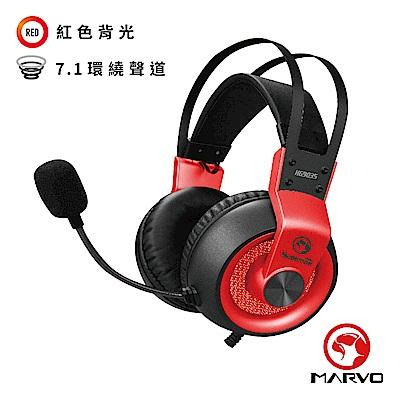 【MARVO魔蠍】HG9035 電競耳罩式7.1聲道耳機