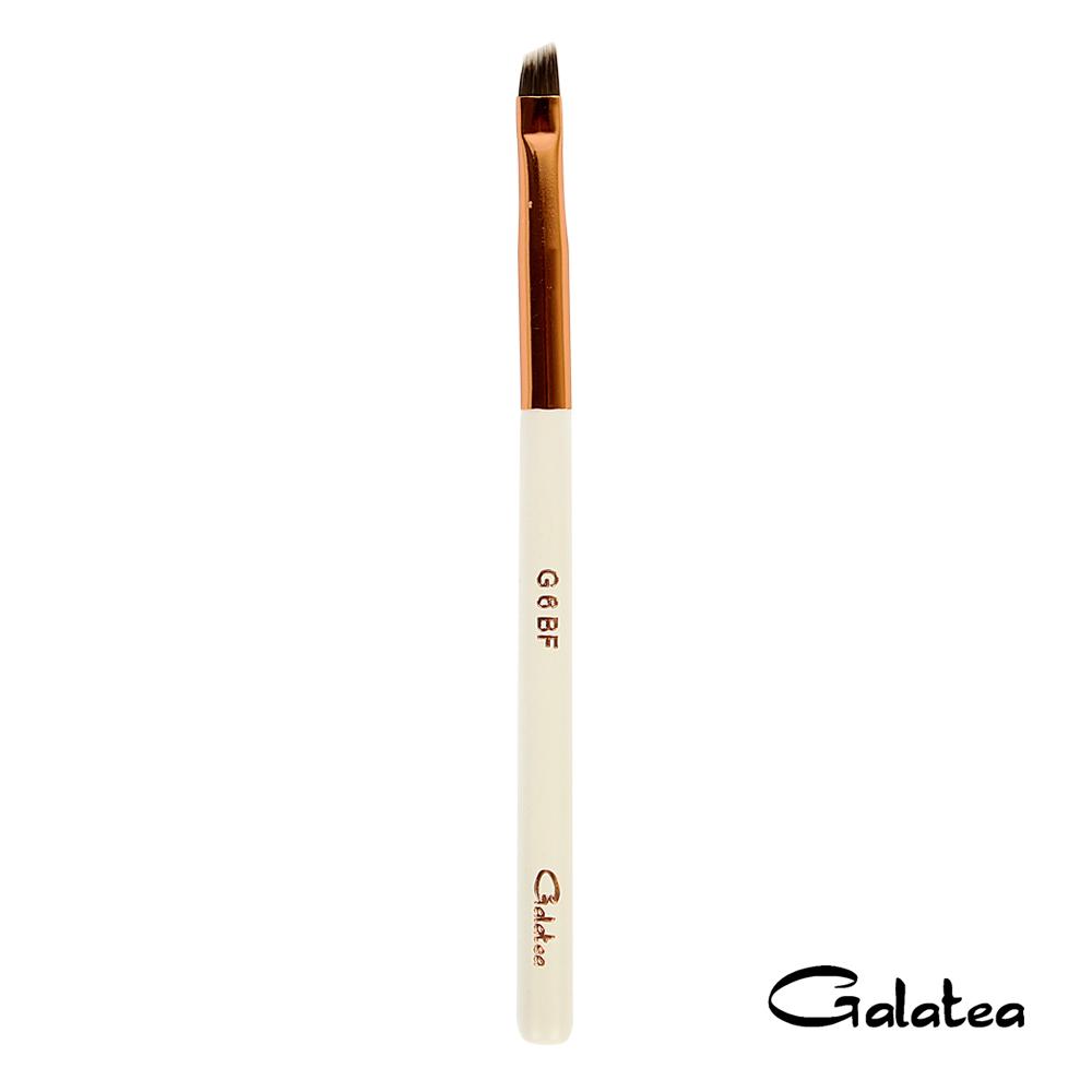 Galatea葛拉蒂 金顏短柄系列 斜角眉刷G6BF