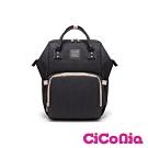 CiCoNia「CARGO」大袋口媽媽包 (黑色)