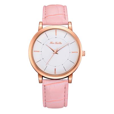 Watch-123 商務完美簡約時尚個性皮帶手錶 (4色任選)