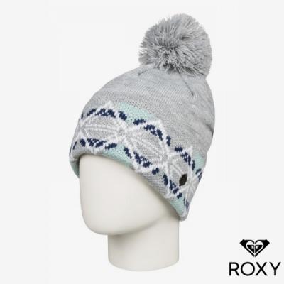 【ROXY】LIZZIE BEANIE 毛帽 灰色