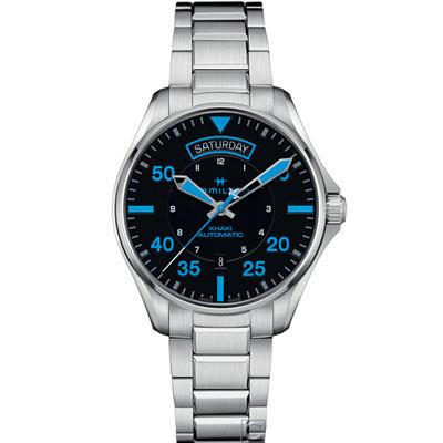 Hamilton Air Zermatt DAY DATE機械錶(H64625131)